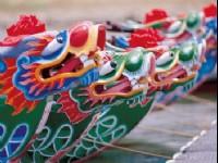 Celebrations of 2012 Dragon Boat Festival in Taiwan in Hsinchu, Nantou, Taipei & Yilan