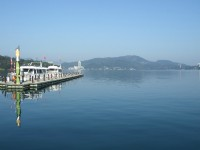 Direct bus connecting Sun Moon Lake & Alishan will resume on December 15th 2012