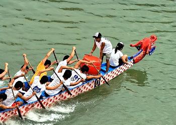New Taipei City Dragon Boat Championship (photo: Proboss)