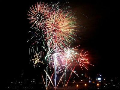 Fireworks (photo by Proboss)