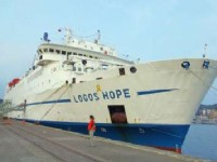 Logos Hope is visiting Keelung, Kaohsiung, and Tainan starting Aug. 23, 2014