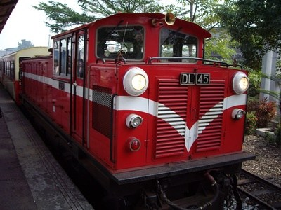 Alishan Railway photo by Eva