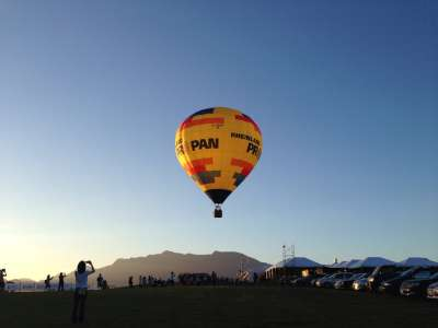 Hot Air Balloon by Joanna