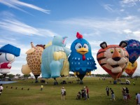 Taiwan Hot Air Balloon Festival starts June 30 at Taitung