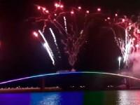 Penghu International Fireworks Festival starts April 18
