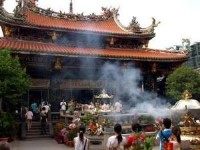 (Taipei) Longshan Temple One Day Tour