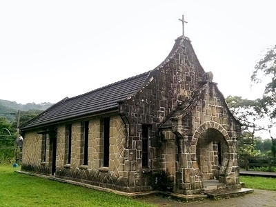 基國派教堂已被文建會列為歷史百景