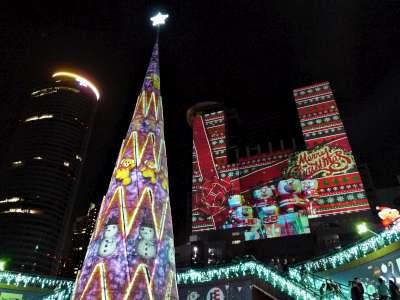 〈新北歡樂耶誕城〉活動年年越來越精彩