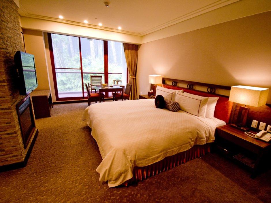 阿里山賓館被選為「原來有故事」系列的特色旅店