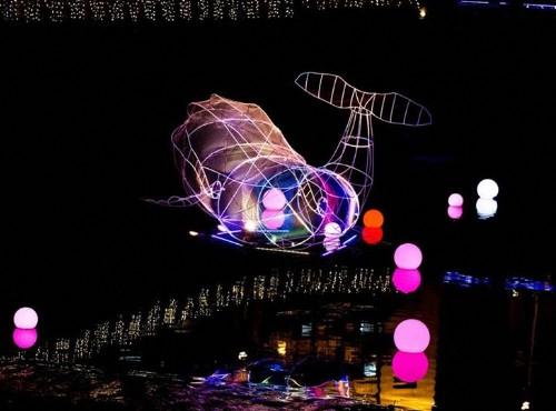 2018屏東綵燈節  相約賞燈「綵」幸福