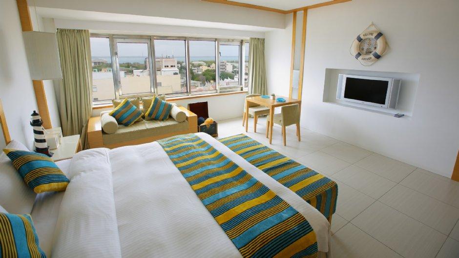 長春大飯店是澎湖在地的住宿優選