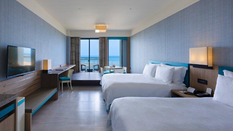 福容大飯店-福隆提供沙雕季早鳥專案