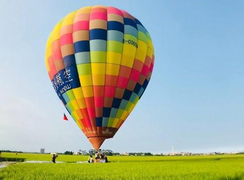 全台搶先搭!宜蘭冬山熱氣球嘉年華6/2升空