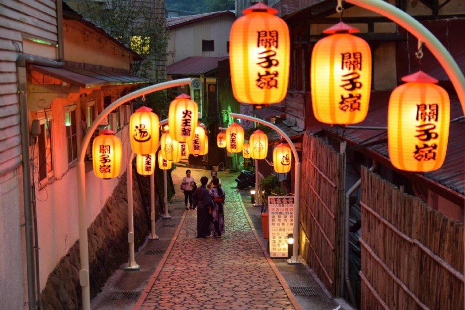2018關子嶺溫泉美食節提供免費浴衣體驗
