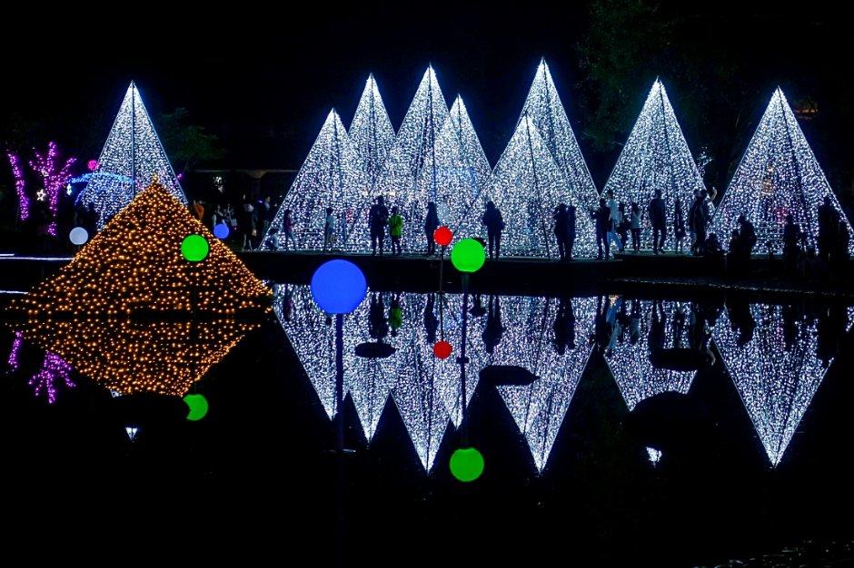 宜蘭奇幻耶誕燈節