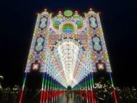 23萬顆LED浮誇燈飾  「2019台北光之饗宴」2/5夢幻登場