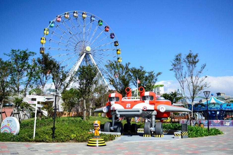兒童新樂園是台北CP值最高的遊樂園