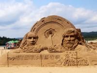 福隆沙雕藝術季登場!挑戰300座沙雕、夜間觀賞更奇幻