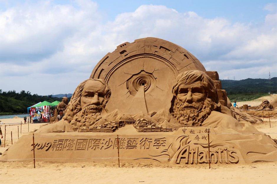2019福隆沙雕藝術季將有300座以上沙雕作品