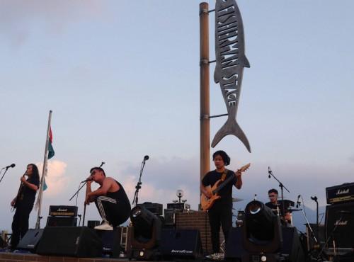 超展開!淡水漁人舞台 X 貢寮海洋音樂祭強強聯手 「2019新北市河海音樂季」首航出發