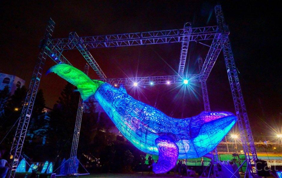 澎湖國際海灣燈光節展期到11月2日