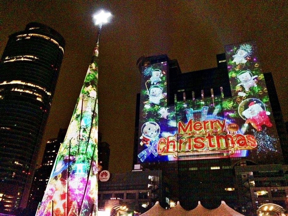 新北市歡樂耶誕城年年精采