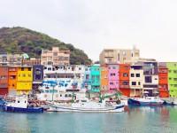【景觀界奧斯卡】正濱漁港懷舊碼頭色彩塗佈計畫 勇奪社區營造卓越獎