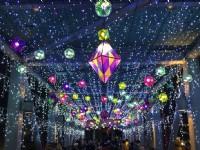 最強放電免費遊樂園!新北歡樂耶誕城 雙塔一樹雷射光雕2019盛大登場