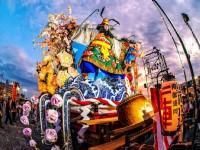2019太平洋溫泉花車嘉年華【盛岡山車】踩街遊行為花蓮溫泉季揭序幕