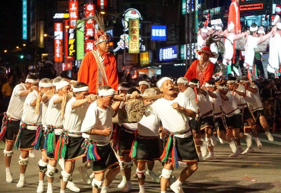 溫泉花車嘉年華將有花蓮原住民進行開幕祈福儀式
