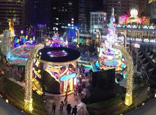 全台亮起來!2019熱門【聖誕活動】懶人包,浪漫燈海、風格市集、音樂表演通通精采