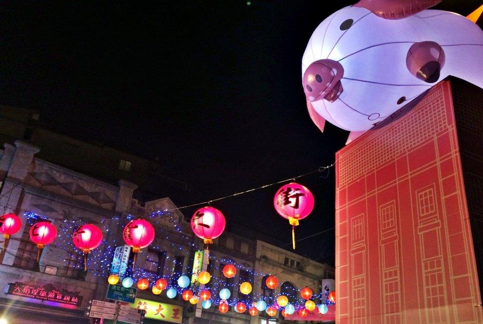 台北年貨大街年年推出各式行銷活動
