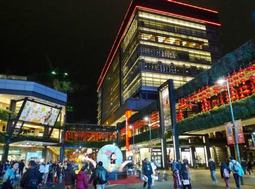 春節連假逛起來!全台著名百貨商圈與大型購物中心(上)