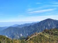 【遠離人群系列1】絕美仙境在山間,登高望遠親見北部山脈之美