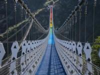 讓你久等了!南投雙龍瀑布【七彩吊橋】確定於6/20開幕啟用