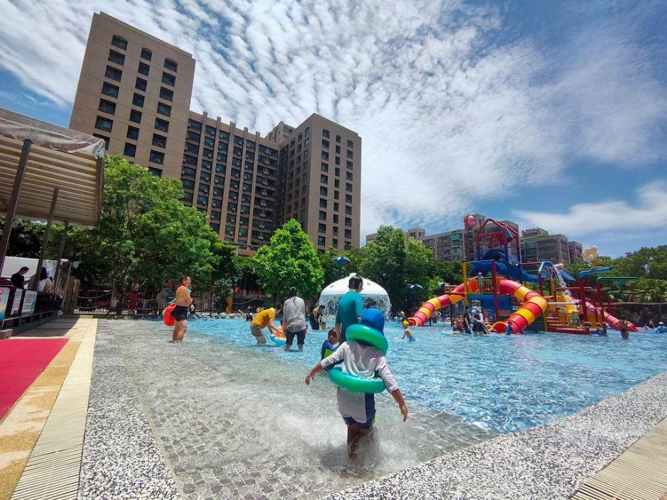 台北親水節已於7/18在自來水園區登場