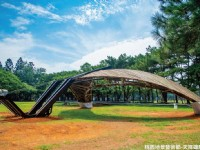 2020桃園地景藝術節選址中壢、平鎮以「竹」構築城市地景
