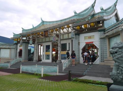 玻璃妈祖庙-护圣宫