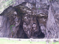 蘭嶼五孔岩