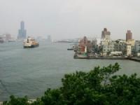 從旗後燈塔眺望西子灣<br/> 攝影:eva隨手拍