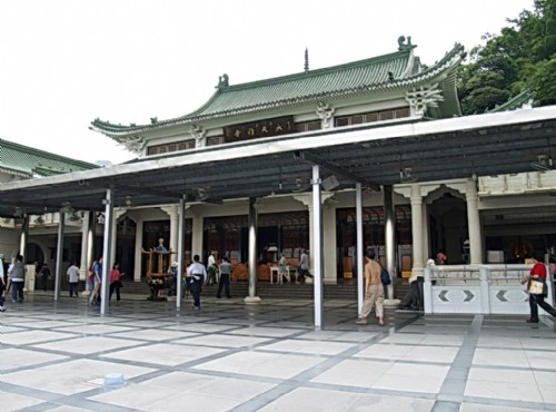 Chengtian Chan Temple