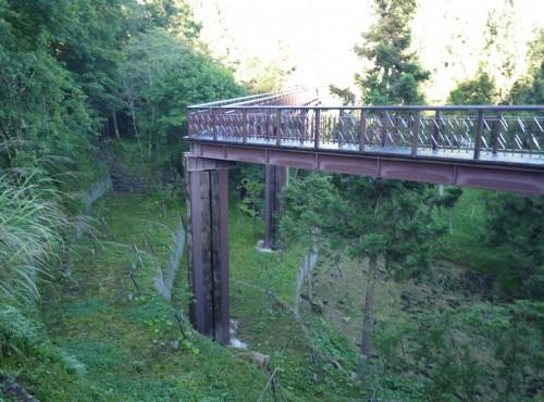 Alishan Forest Recreation Area-201407沼平公園天空步道