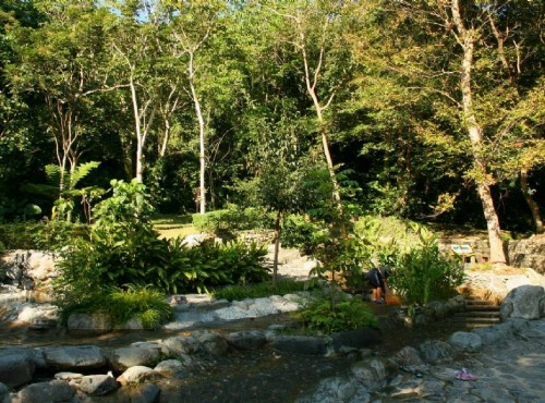 知本国家森林游乐区-水流腳底按摩步道