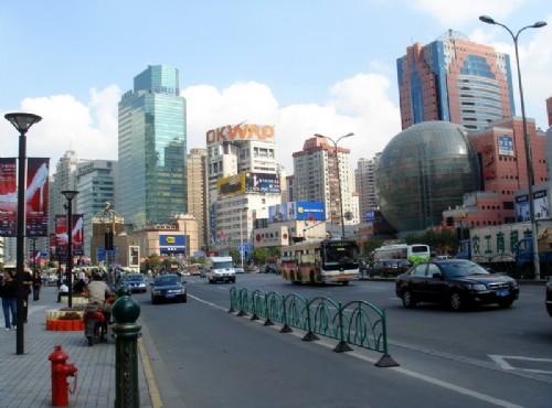 上海市-現代化都市