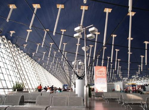上海浦東國際機場-浦東國際機場