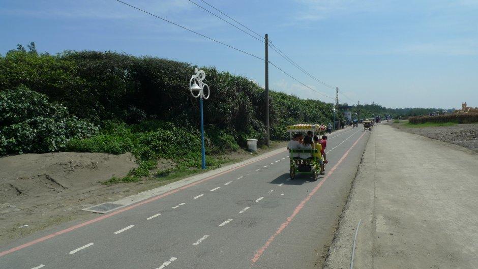 新屋綠色走廊自行車道