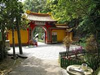 禪寺入口處之一<br/> 攝影:amo