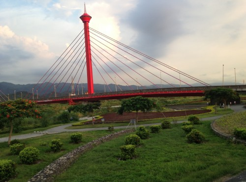 後龍溪河濱公園