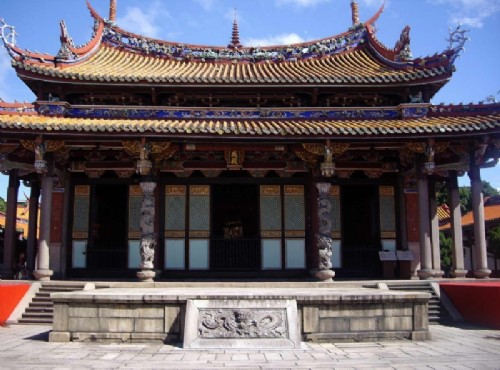 台北孔庙-台北孔庙大成殿