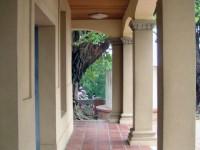 安平古堡幽雅走廊<br/> 攝影:陳美吟